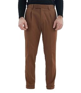 Be Able - Pantaloni - pantalone tasca america cammello