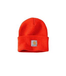 Carhartt US - Cappelli - cappello beanie arancio