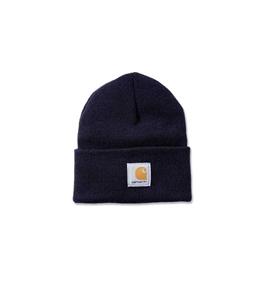 Carhartt US - Cappelli - cappello beanie blu navy