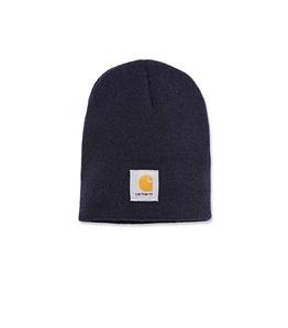 Carhartt US - Cappelli - knit hat blu navy