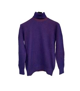 Circolo 1901 - Maglie - maglia dolcevita blu