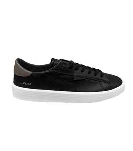 D.A.T.E. - Scarpe - Sneakers - ace calf frizzy nera