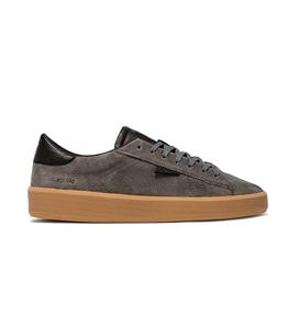 D.A.T.E. - Scarpe - Sneakers - ace fur frizzy grigia