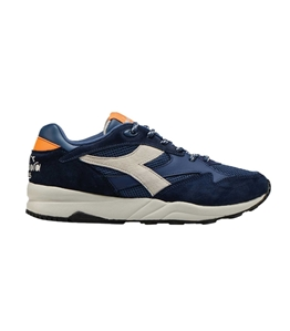 Diadora Heritage - Scarpe - Sneakers - eclipse premium blu-arancio