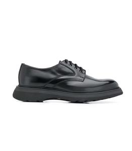 Doucal's - Scarpe - Sneakers - derby stringata nera