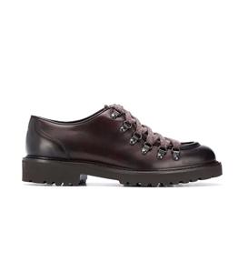 Doucal's - Scarpe - Sneakers - stringata a punta smussata terra