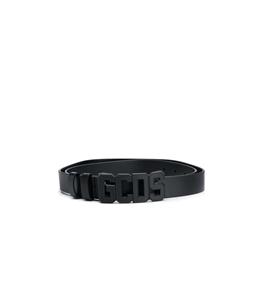 GCDS - Cinture - cintura nera
