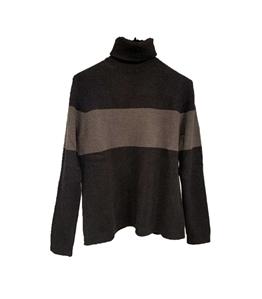 Grifoni - Maglie - maglia dolcevita nera