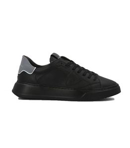 Philippe Model - Scarpe - Sneakers - temple veau nera