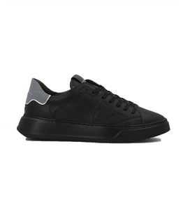 Philippe Model - Scarpe - Sneakers - temple veau nera