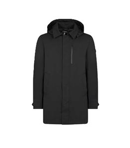 Save The Duck - Cappotto - cappotto con cappuccio matty nero
