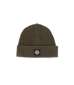Stone Island - Cappelli - berretto coste muschio