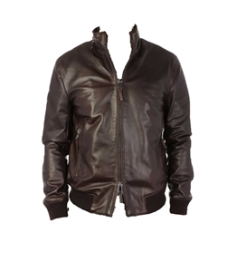 The Jack Leathers - Giubbotti - giubbotto in pelle stormy t. moro