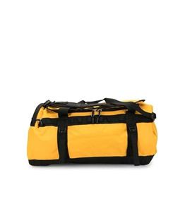 The North Face - Borse - borsone base camp - gold extra small
