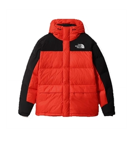 The North Face - Giubbotti - giacca in piumino himalayan arancio