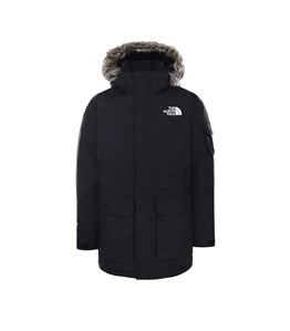 The North Face - Giubbotti - parka mcmurdo nero