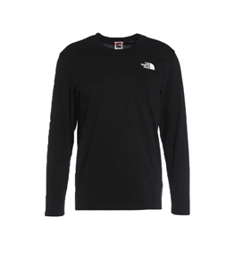 The North Face - Maglie - tshirt redbox tee nera