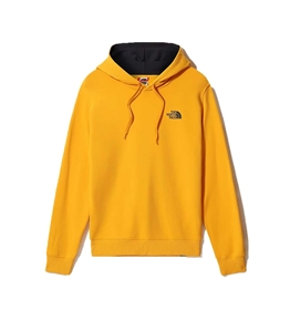 The North Face - Felpe - felpa con cappuccio seasonal drew peak gold