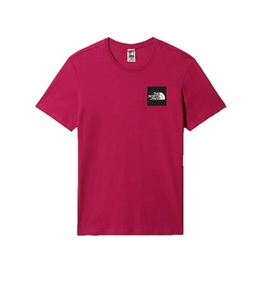 The North Face - T-Shirt - t-shirt da neve maven fucsia