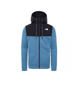 The North Face - Giubbotti - giacca overlay train n logo blu