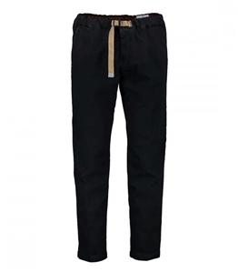 White Sand - Pantaloni - pantaloni carrot cotone smerigliato blu