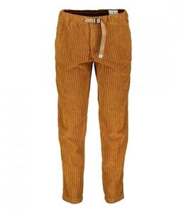 White Sand - Pantaloni - pantaloni carrot cotone costa piatta corteccia