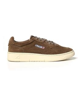 Autry - Scarpe - Sneakers - suede camoscio fango