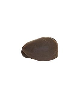Barbour - Cappelli - cheviot tartan cap verde oliva