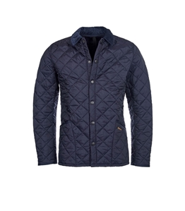 Barbour - Giubbotti - giacca trapuntata heritage liddesdale navy