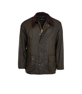 Barbour - Giubbotti - classic bedale jacket olive