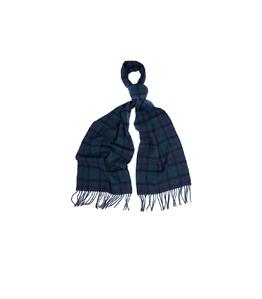 Barbour - Sciarpa - sciarpa in lana tartan blackwatch