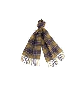 Barbour - Sciarpa - sciarpa in lana tartan classic