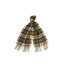 Barbour - Sciarpa - sciarpa in lana tartan ancient