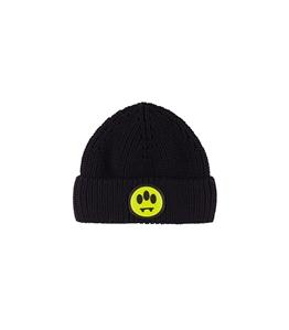 Barrow - Cappelli - cappello lana con logo nero