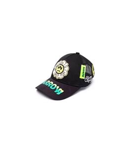 Barrow - Cappelli - cappello trucker nero