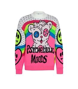 Barrow - Maglie - maglia psychedelic moods