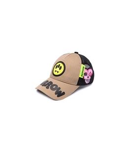 Barrow - Cappelli - cappello trucker fango