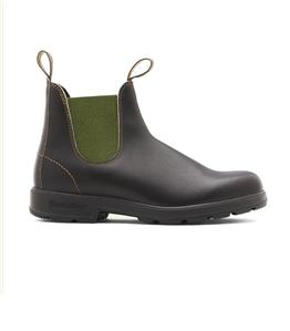 Blundstone - Scarpe - Sneakers - stivaletto chelsea #519 marrone & salvia