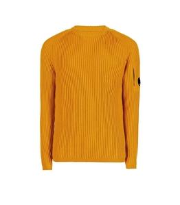 C.P. COMPANY - Maglie - merino wool knit desert sun