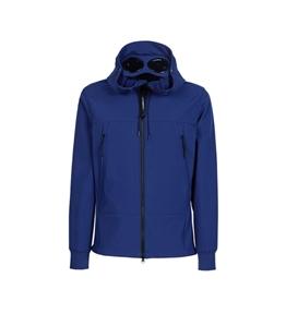C.P. COMPANY - Giubbotti - c.p. shell-r medium goggle jacket blueprint