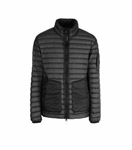 C.P. COMPANY - Giubbotti - dd stand collar jacket nero