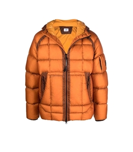 C.P. COMPANY - Giubbotti - dd shell hooded jacket desert sun