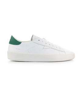 D.A.T.E. - Scarpe - Sneakers - ace calf white-green