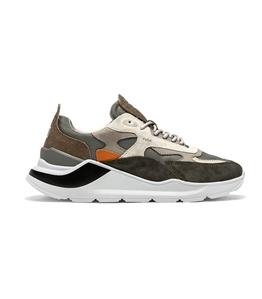 D.A.T.E. - Scarpe - Sneakers - fuga horsy light gray