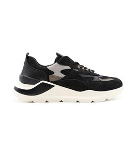 D.A.T.E. - Scarpe - Sneakers - fuga mesh black