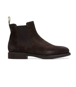 Doucal's - Scarpe - Sneakers - stivaletti chelsea testa di moro