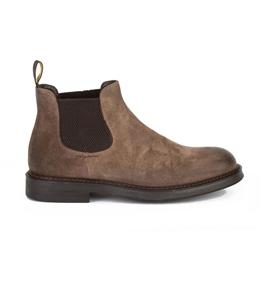 Doucal's - Scarpe - Sneakers - stivaletto chelsea fondo testa di moro e caffe'