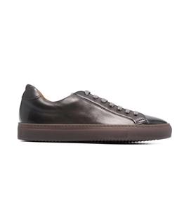 Doucal's - Scarpe - Sneakers - sneakers in pelle testa di moro