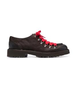 Doucal's - Scarpe - Sneakers - derby bordata ganci commander testa di moro