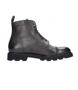 Doucal's - Scarpe - Sneakers - stivali stringati triumph asfalto e fondo nero